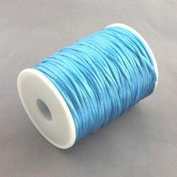 "JKM Authentic Rattail Satin Cord (Solid Colors) - 1/32"" ; 70 Yards"