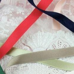 "JKM Double Face Silk Satin Ribbon - 1/2"" ; 33 Yards"