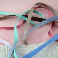 "JKM Double Face Silk Satin Ribbon - 1/4"" ; 33 Yards"