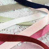 "JKM Double Face Silk Satin Ribbon - 3/4"" ; 33 Yards"