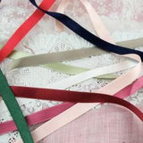 "JKM Double Face Silk Satin Ribbon - 3/8"" ; 33 Yards"