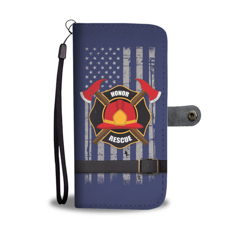 Honor Rescue Wallet Phone Case