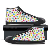 Cat Paw HIGH TOP Shoes