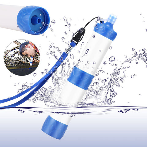 Portable Outdoor Wild Water Purifier