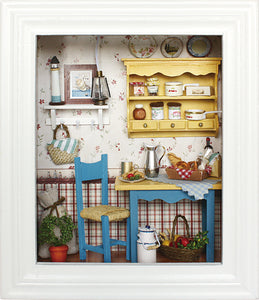 DIY Dollhouse - Photo Frame - Leisurely Lunch - Toys & Games - Toys - Dolls, Playsets & Toy Figures - Dollhouses - PlayAge