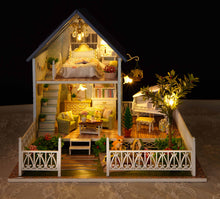 DIY Dollhouse - Nordic Holiday - Toys & Games - Toys - Dolls, Playsets & Toy Figures - Dollhouses - PlayAge