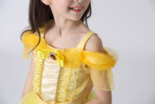 Princess Costume - Canary Yellow Bubble Gown Skirt Belle Dress - Apparel & Accessories - Clothing Activewear - Dance Dresses, Skirts & Costumes - PlayAge