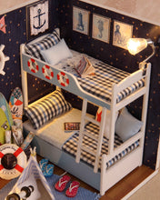 DIY Dollhouse - Boy's Bedroom - Toys & Games - Toys - Dolls, Playsets & Toy Figures - Dollhouses - PlayAge