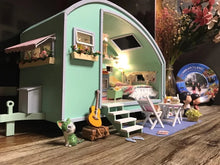DIY Dollhouse - Trailer House in the Wild - Toys & Games - Toys - Dolls, Playsets & Toy Figures - Dollhouses - PlayAge