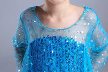 Princess Costume - Floor-Length Gown Skirt Elsa Dress - Apparel & Accessories - Clothing Activewear - Dance Dresses, Skirts & Costumes - PlayAge