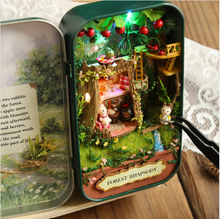 DIY Dollhouse - Box Theater - Forest Rhapsody - Toys & Games - Toys - Dolls, Playsets & Toy Figures - Dollhouses - PlayAge