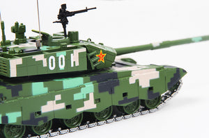 1:50 Unique PLA Model Tank - Military China 2000s ZTZ-99 - Arts & Entertainment - Hobbies & Creative Arts - Collectibles - Scale Models - PlayAge