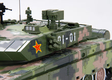 1:26 Unique PLA Model Tank - Military China 2000s ZTZ-99 - Arts & Entertainment - Hobbies & Creative Arts - Collectibles - Scale Models - PlayAge