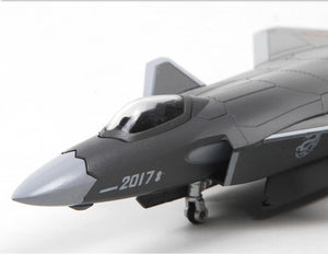 1:100 Unique PLAAF Model Plane - Military China 2010s J-20 - Arts & Entertainment - Hobbies & Creative Arts - Collectibles - Scale Models - PlayAge