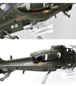 1:32 Unique PLAAF Model Plane - Military China 2010s CAIC Z-10 - Arts & Entertainment - Hobbies & Creative Arts - Collectibles - Scale Models - PlayAge