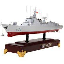 1:400 Unique PLAN Model Ship - Military China 2010s Type 052C/052D Destroyer - Arts & Entertainment - Hobbies & Creative Arts - Collectibles - Scale Models - PlayAge