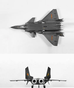 1:32 Unique PLAAF Model Plane - Military China 2010s J-20 - Arts & Entertainment - Hobbies & Creative Arts - Collectibles - Scale Models - PlayAge