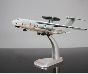 1:130 Unique PLAAF Model Plane - Military China 2010s KJ-2000 - Arts & Entertainment - Hobbies & Creative Arts - Collectibles - Scale Models - PlayAge