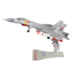 1:72 Unique PLAAF Model Plane - Military China 2010s J-15 - Arts & Entertainment - Hobbies & Creative Arts - Collectibles - Scale Models - PlayAge