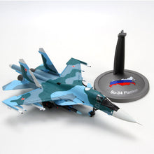 1:72 Model Plane - Military Russian 2010s Su-34 - Arts & Entertainment - Hobbies & Creative Arts - Collectibles - Scale Models - PlayAge