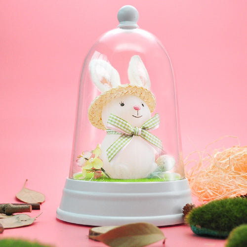 Les Triplés Series Night Light - Bunny in the Woods(╹ェ╹) - Home & Garden - Lighting - Night Lights & Ambient Lighting - PlayAge