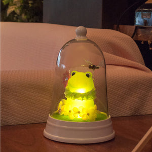 Les Triplés Series Night Light - Frog the Prince - Home & Garden - Lighting - Night Lights & Ambient Lighting - PlayAge