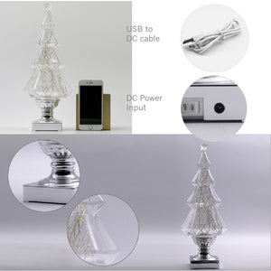 Les Triplés Series Night Light - Warm Warm Christmas Tree - Home & Garden - Lighting - Night Lights & Ambient Lighting - PlayAge