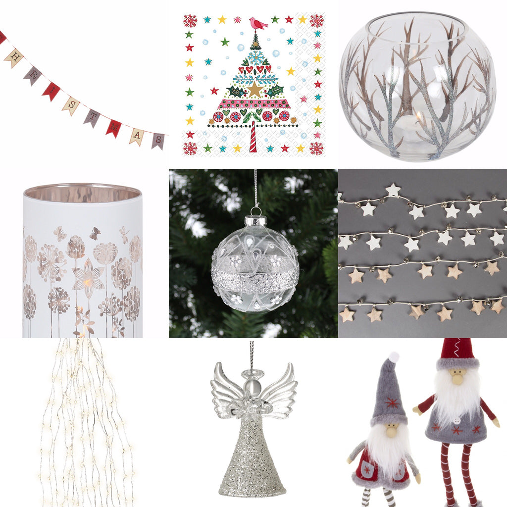 10 Gorgeous Christmas Accessories For Under £10!