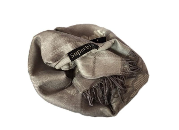 Cashmere and Wool Pashmina
