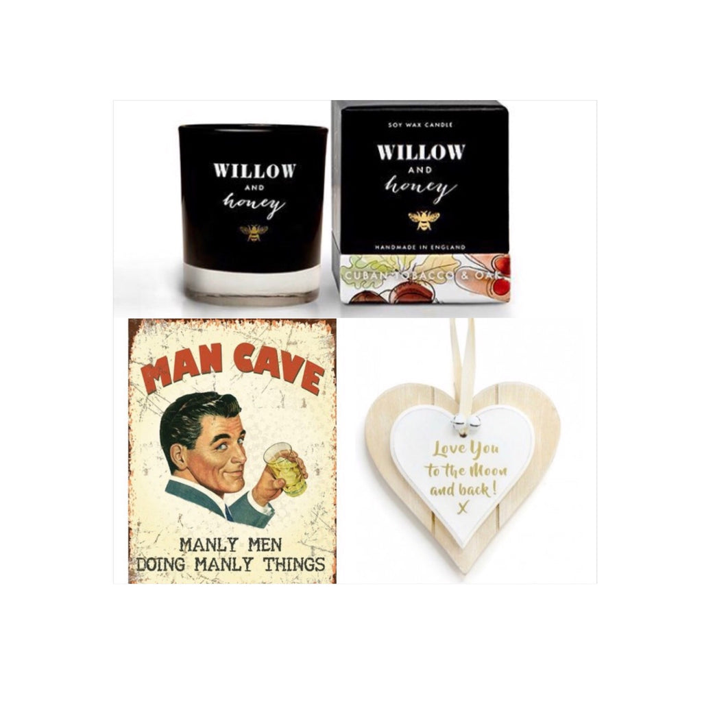 Man you love gift set