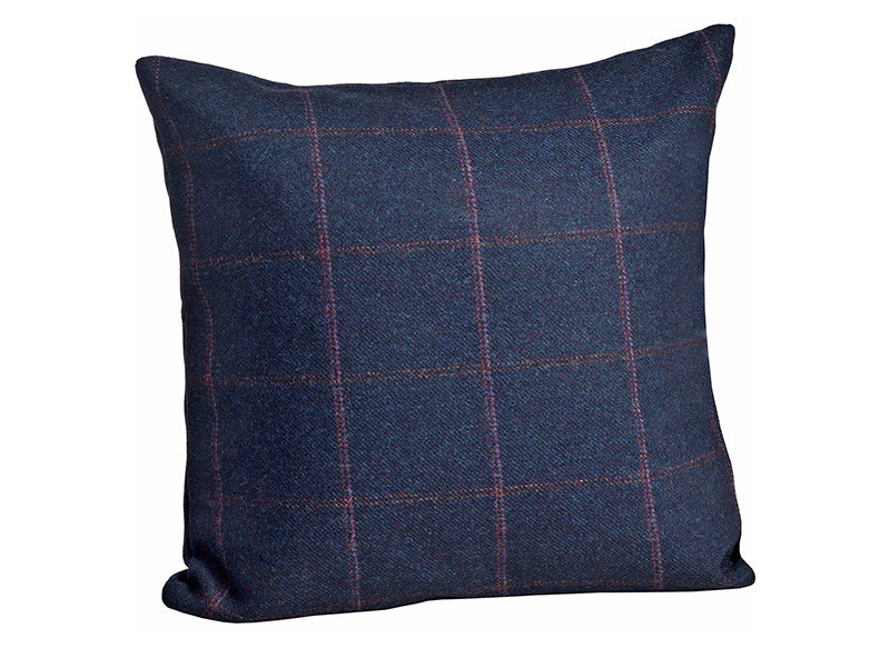 Jackdaw Yorkshire Tweed Cushion