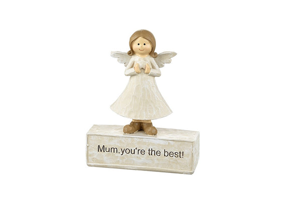 Mum Angel Sign