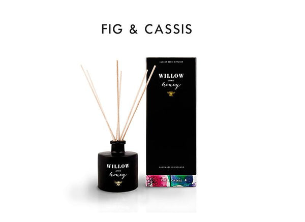 Reed Diffuser Black Fig and Cassis