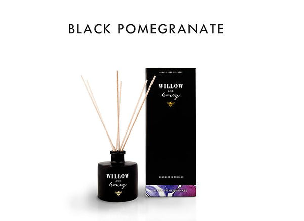 Reed Diffuser Black Pomegranate