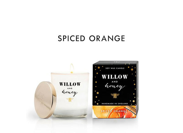 Spiced Orange 220g - Candle
