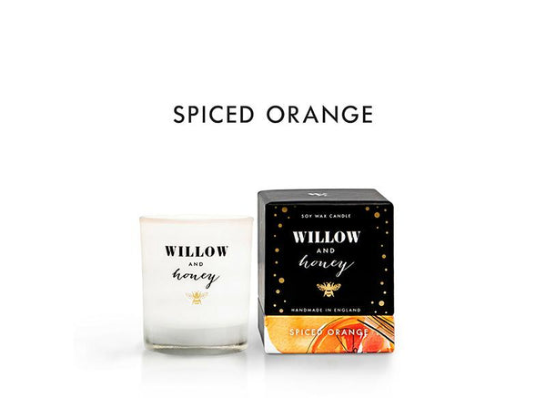 Spiced Orange 60g - Mini - Candle