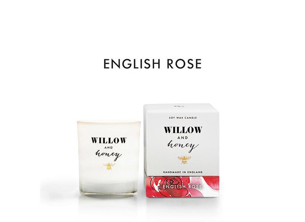 White English Rose 60g - Mini - Candle