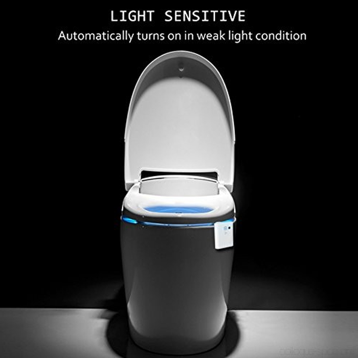 Motion Sensor Toilet Night Light reviews