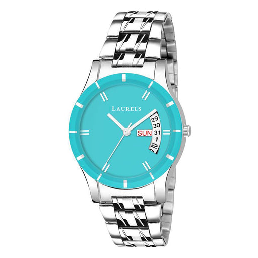 LWW-140714 Colors III Day & Date Function Watch - For Women