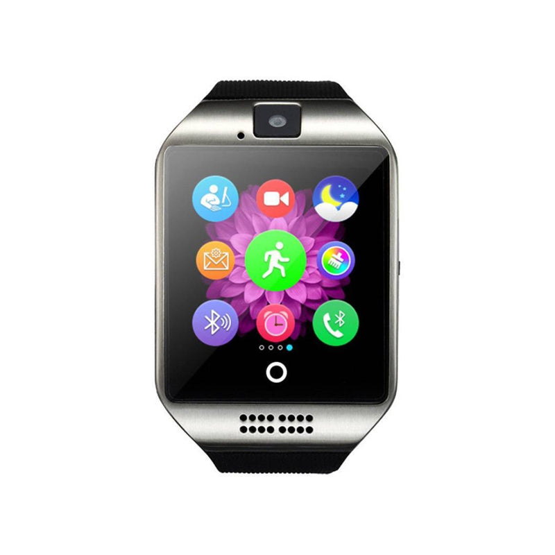 Q18 Bluetooth Smartwatch WITH SIM CARD & SD CARD SUPPORT