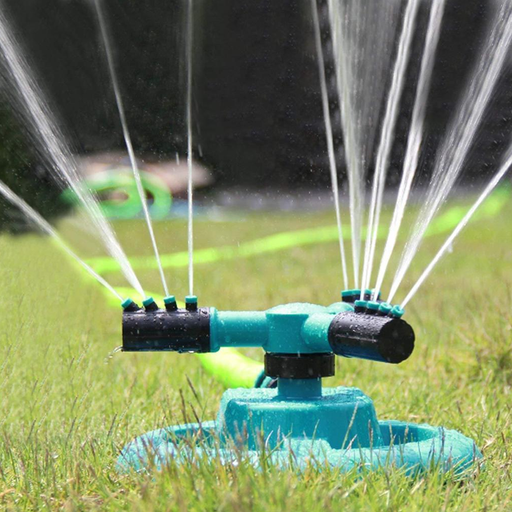 360 Rotating Garden Water Sprinkler