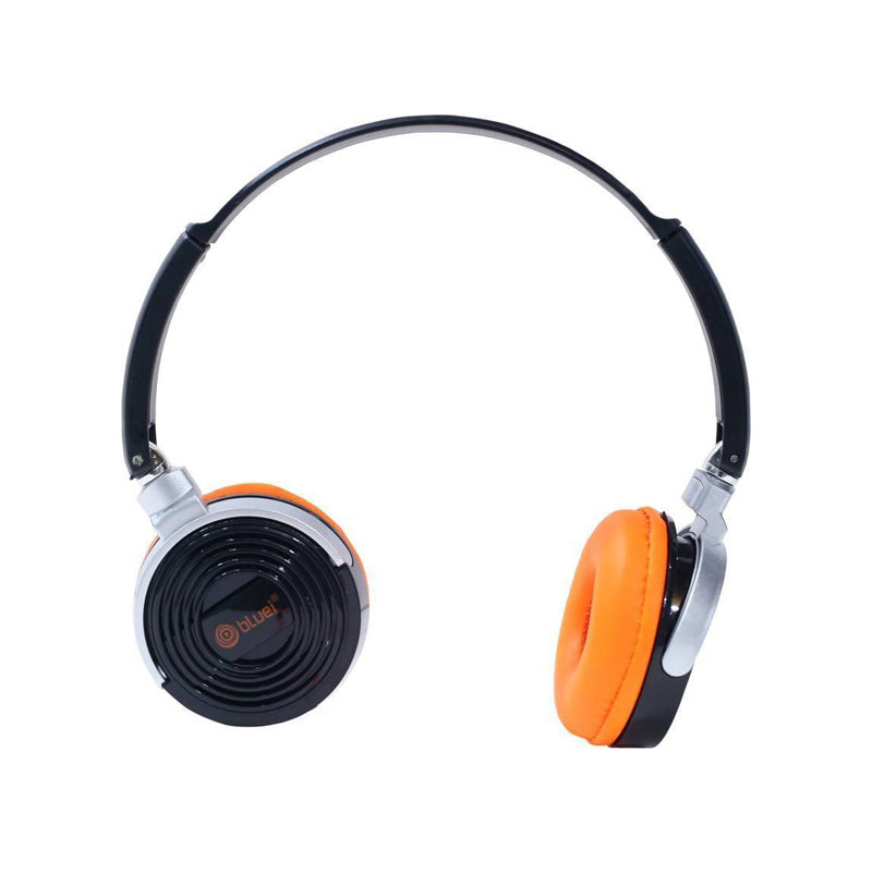 Bluei HP-201 Over Ear Wired Headphones With Mic