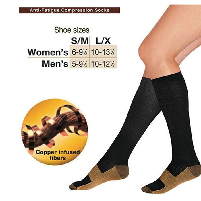 Miracle Copper Anti Fatigue Socks Price