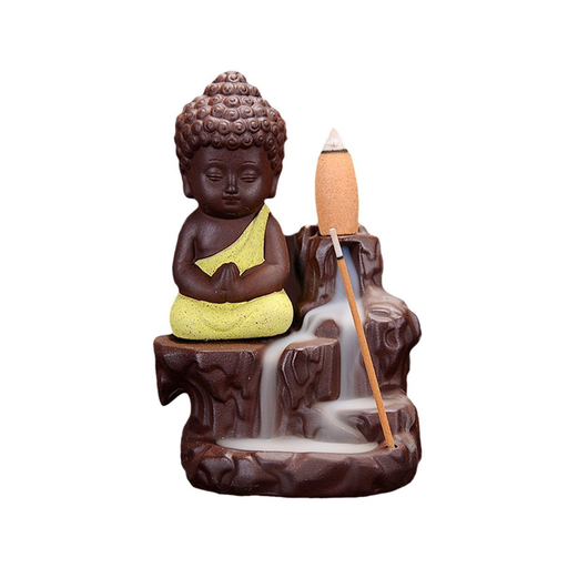 Little Monk Idol Buddha