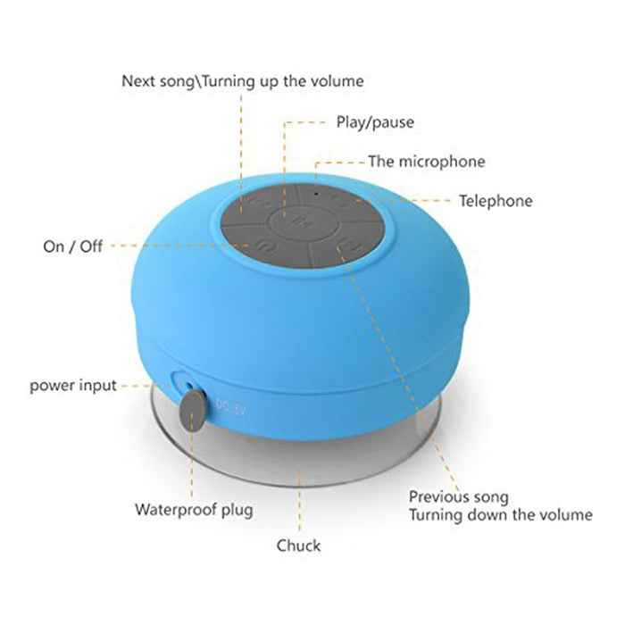 Bluetooth Shower Speaker Price