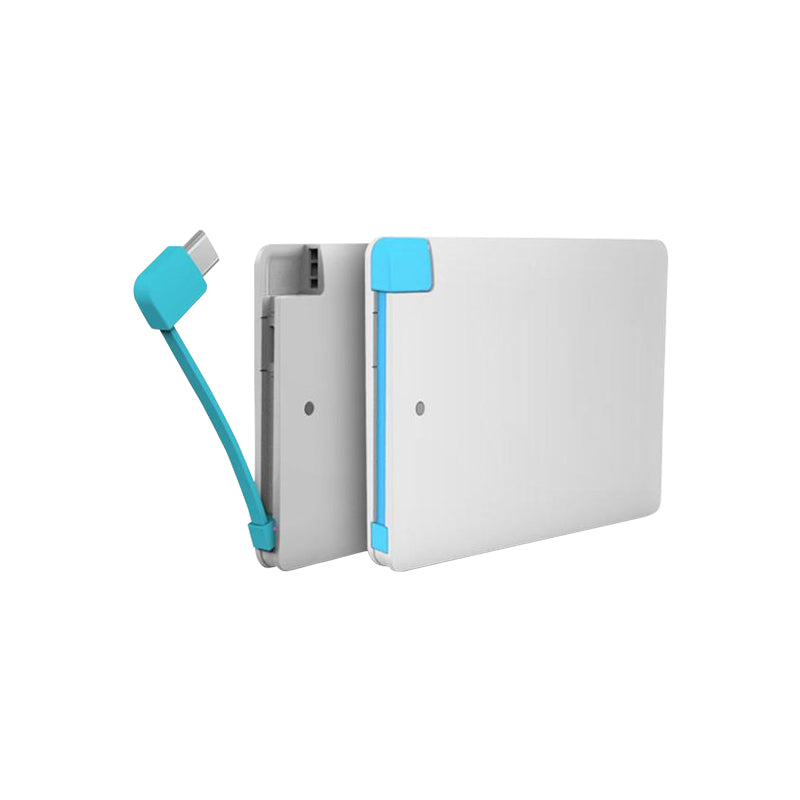 Credit Card Shape Slim Power Bank