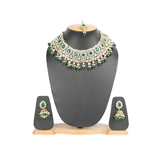 Handcrafted KUNDAN Choker Necklace