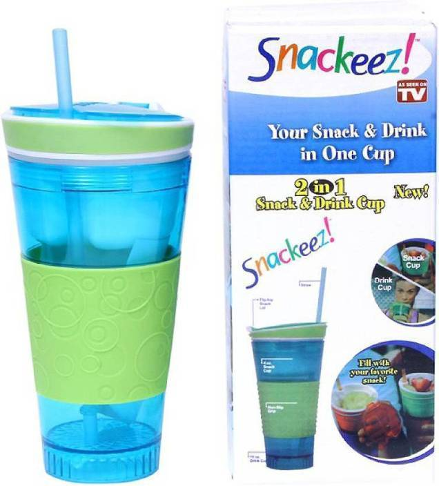 2 in 1 Snackeez Dine And Eat Cup