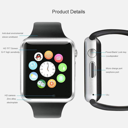 Bluetooth Smart Watch  A1