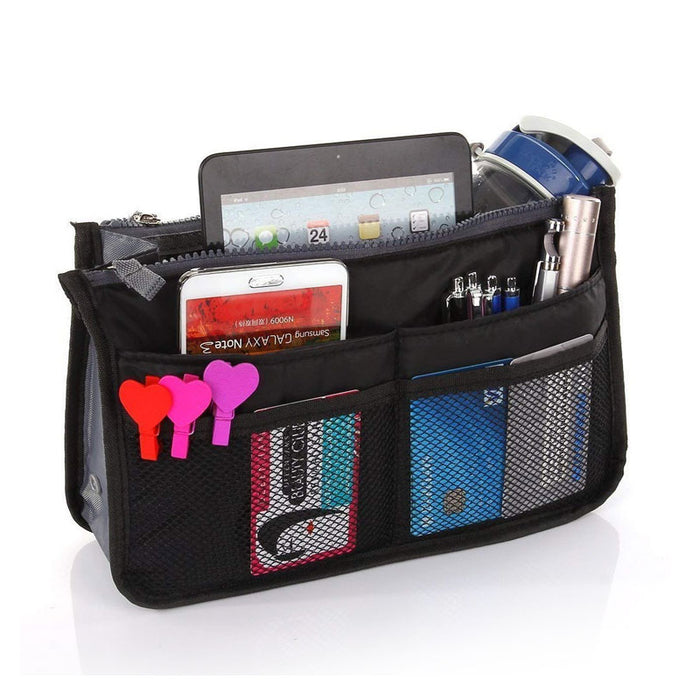 Slim Bag in Purse Organizer uses